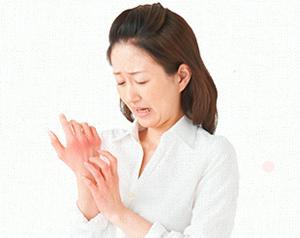 うつる 手 湿疹